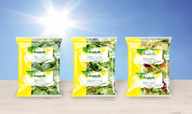 Packaging Design für Convenience-Salat I ASK Marketing