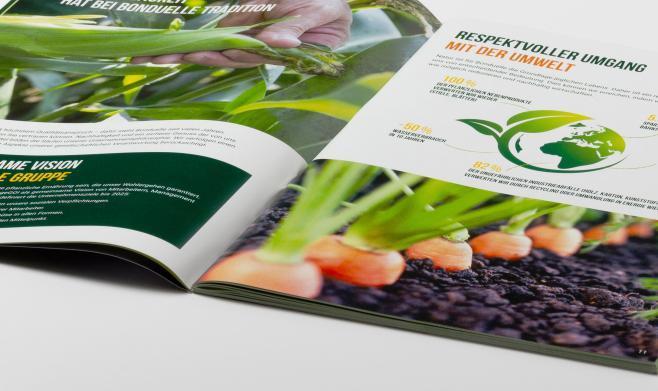 Catalogue d'assortiment Bonduelle Food Service I ASK Marketing