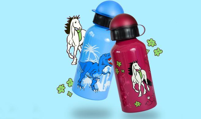Trinkflasche Kinder I ASK Marketing