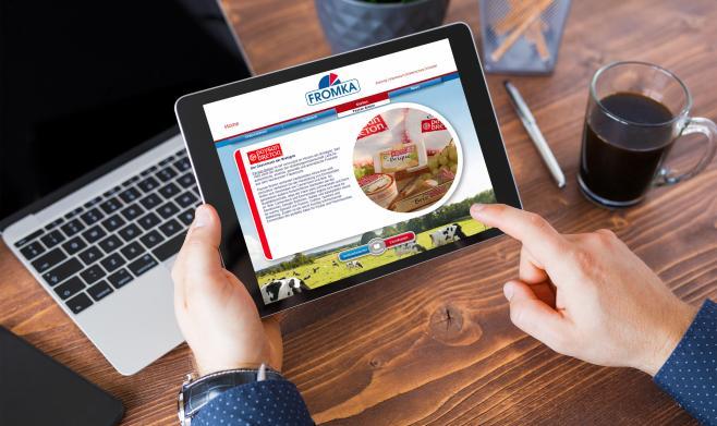 Website Käse  I ASK Marketing