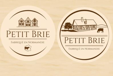 Conception d'emballage Petit Brie  I ASK Marketing
