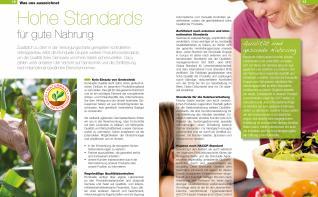 Rapport développement durable Bonduelle  I ASK Marketing
