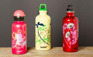 Trinkflasche SIGG  I ASK Marketing