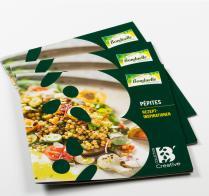 Rezept-Booklet Bonduelle Pépites I ASK Marketing